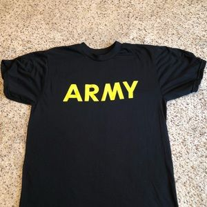 Other - US Army Issue PT T Shirt